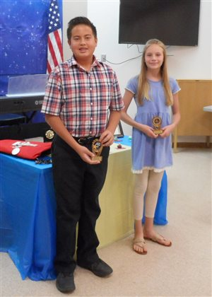 Outstanding Star Piano Student Awards